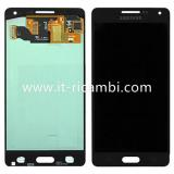 DISPLAY LCD + PANTALLA TACTIL DISPLAY COMPLETO SIN MARCO PARA SAMSUNG GALAXY A5 A500F NEGRO